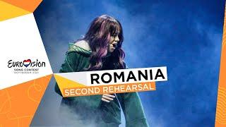 ROXEN - Amnesia - Second Rehearsal - Romania 🇷🇴 - Eurovision 2021