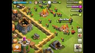 all wall breaker raid - clash of clans