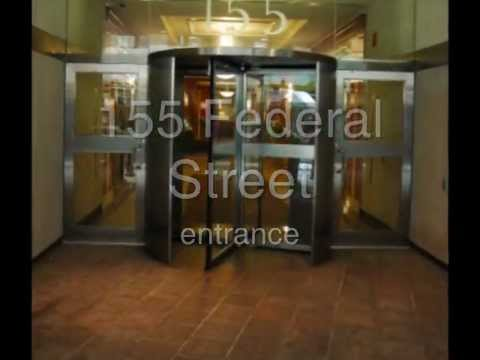 155 Federal Street, Boston, MA   Office Space for Lease