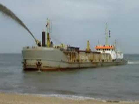 sea dredger of littlestone