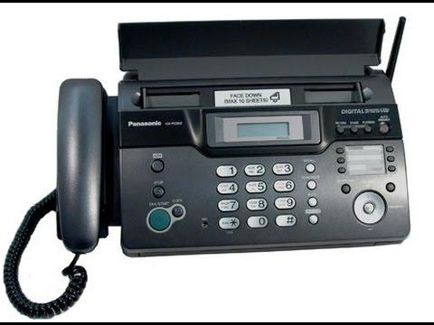 Вопрос: Как отправить факс с помощью электронной почты?