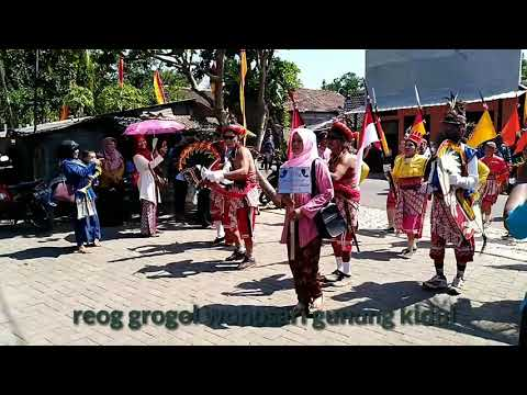 Reog Grogol Bejiharjo Karangmojo Wonosari Gunung Kidul