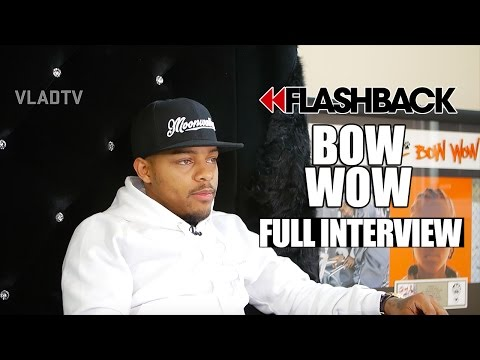 Flashback: Bow Wow Details the Ups & Downs of His 15+ Year Career (Full Interview)