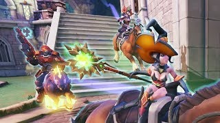 Bewitched Evie - Paladins 10-04-2017