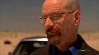 Favorite scene from Breaking Bad.   **SPOILERS** Season 5 episode 7