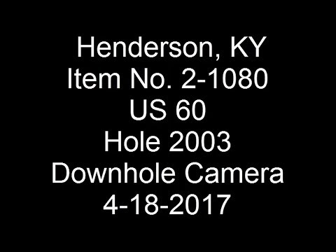 2017-04-18 Henderson US 60 Hole 2003 Downhole