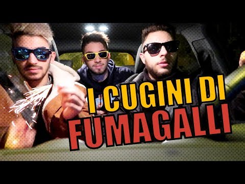 I CUGINI DI FUMAGALLI feat. Matt & Bise