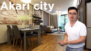 Review Akari tập 1 - Nhà mẫu & căn hộ 75m2 | Nam Long Group
