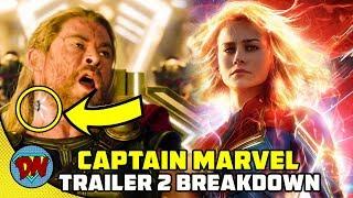 Captain Marvel Trailer 2 Breakdown in Hindi   DesiNerd