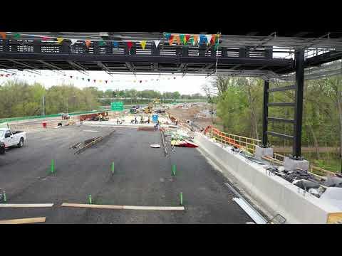 Here's when tolls will start on Route 295 Scudder Falls Bridge