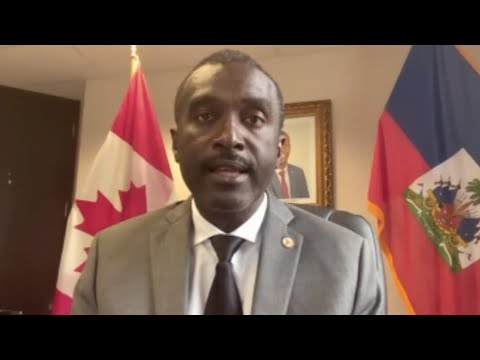 Six men arrested over the assassination of Haiti's president | Ambassador says country needs help