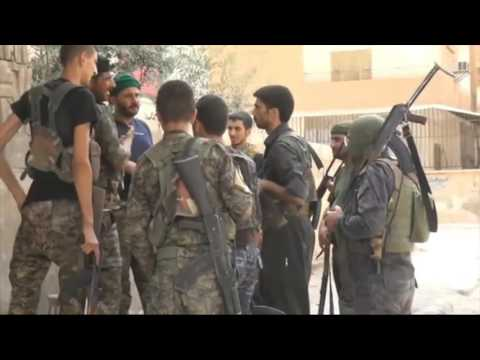 Syrian civil war: the Kurdish factor