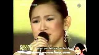 Angeline Quinto and Sarah G. - BOULEVARD..