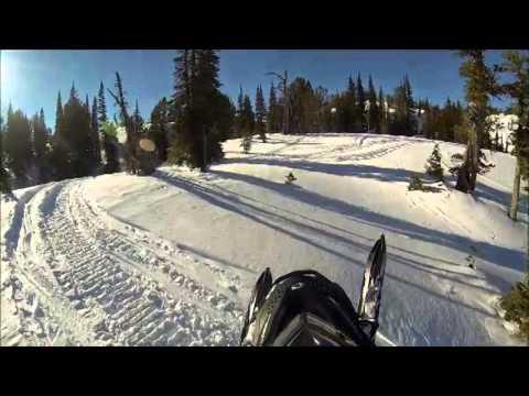Island Park, ID 2014 Snowmobiling