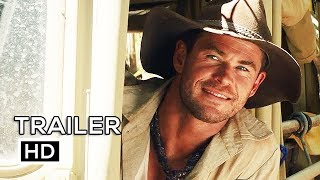 DUNDEE: THE SON OF A LEGEND RETURNS HOME Official Trailer #3 (2018) Chris Hemsworth Comedy Movie HD
