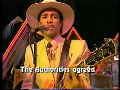 Kid Creole and the Coconuts Granada UK TV show 1982