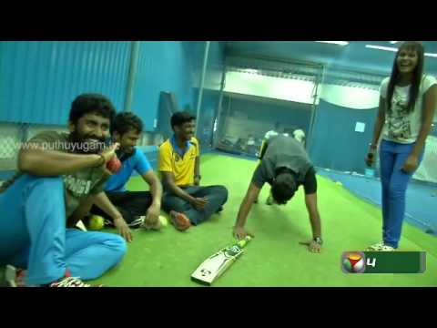 Actor Prithvi in Stars Day Out (05/07/2014) - Part 2