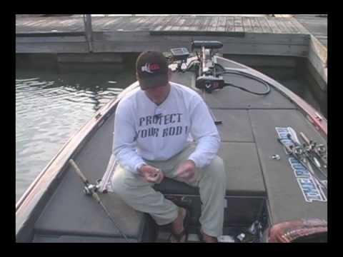 Strongest Fishing Knot, Lake Norman & Lake Wylie B...