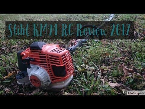 Stihl KM 94 RC KombiEngine Review 2017