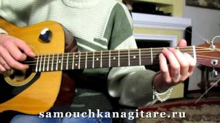 Тимур Муцураев - Иерусалим - Разбор Вступления и Бой на гитаре