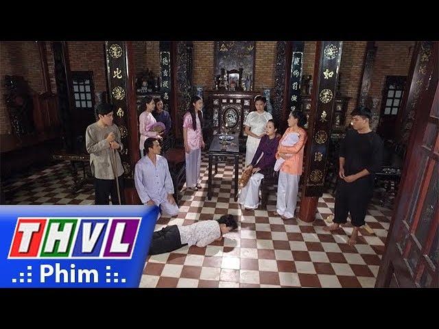 THVL | Phận làm dâu - Tập 17[1]: Bà Hội đồng tức giận vì Tú giúp Thảo đưa con đi tìm thầy lang