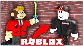 TEACHING GUEST HOW TO PLAY ROBLOX ASSASSIN!! (LIVE)