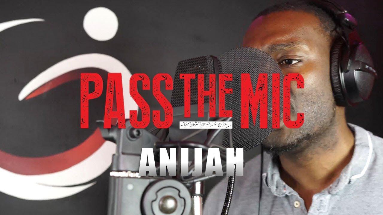 AniJAH | Pass The Mic | Inite TV | UK Rap