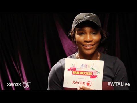 WTA Live Fan Access presented by Xerox | 2015 Miami Open
