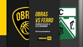 Highlights Obras Basket 97 - 87 Ferro (05-12-2018)