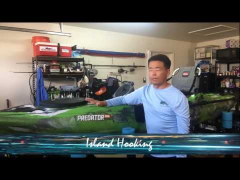 Predator PDL Kayak on Maui ( How to start kayak fishing)