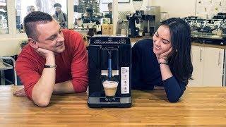 Обзор кофемашины  Bosch TIS30129RW: доверять ли ей кофе?
