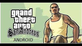 Como baixar GTA San Andreas no Android completo!!! Utorrent