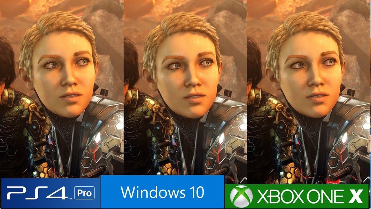 Wolfenstein Youngblood Graphics Analysis \u2013 PS4 Pro vs Xbox