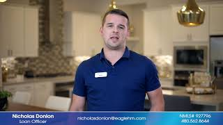 Nicholas Donlon - Loan Officer with Eagle Home Mortgage