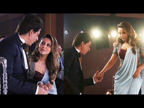 Shah Rukh Khan And Gauri Khan's Best Moments At Vogue Women Of The Year Awards 2017