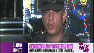 TVC TN5- Nueva riña en cárcel de Honduras deja al menos 18 muertos durante festejo navideño