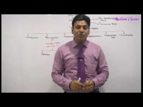 Accounts : AS 10 : Property, Plant & Equipment : Lecture 1