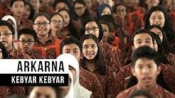 ARKARNA - Kebyar Kebyar (Official Music Video)  - Durasi: 4:53.