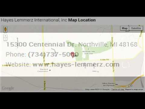 Hayes Lemmerz International, Inc Corporate Office Contact Information