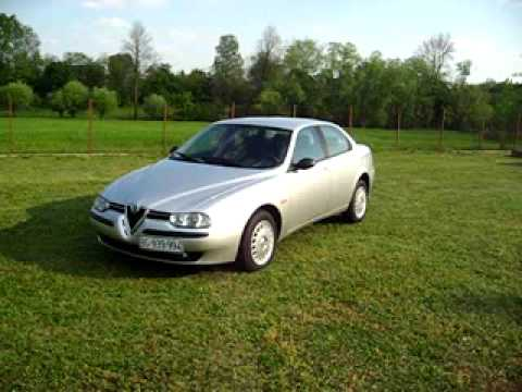 alfa romeo 156 1 6 twin spark 2001 youtube. Black Bedroom Furniture Sets. Home Design Ideas