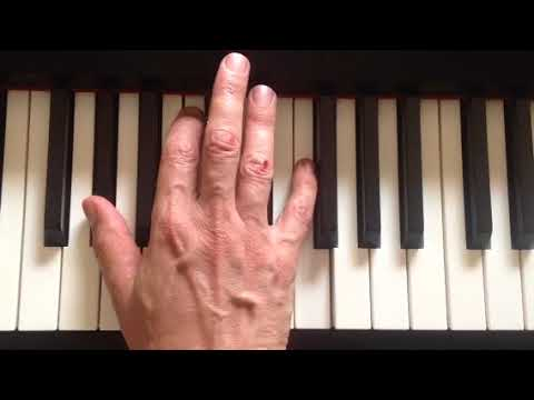 Latch piano chords tutorial - YouTube