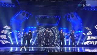 110925 SBS 인기가요 슈퍼주니어 Super Junior 아차 A CHA