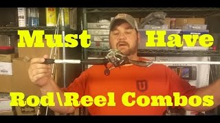 5 Rod and Reel Combos To Do It All