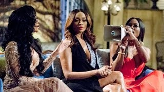 Porsha and Kenya RHOA Reunion Fight