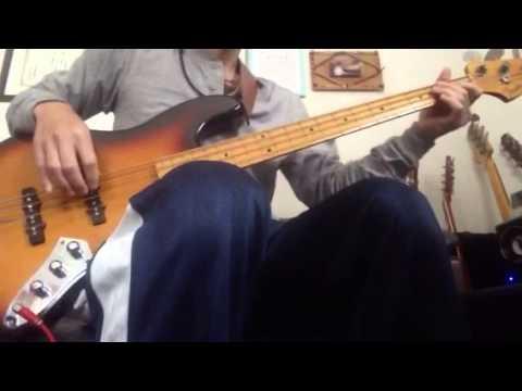 Peter Frampton - Show Me The Way(Bass Cover)