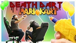DEATH DART MARIO KART!!