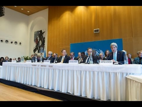 SYRIA PEACE TALKS PRESSER WRAP
