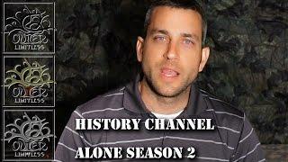 History Channel: Alone Season 2