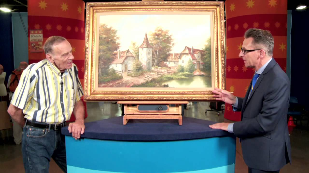Antiques Roadshow Old Master Paintings