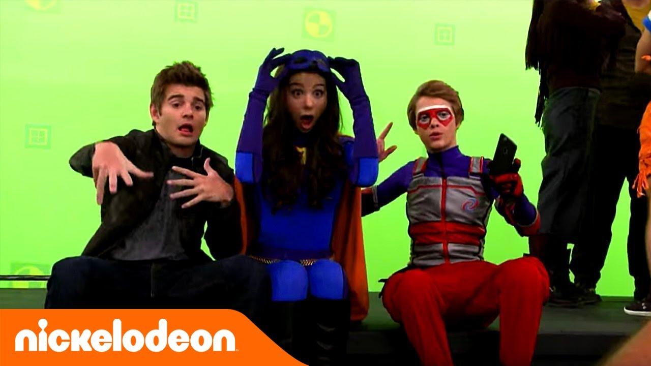 Download Danger & Thunder   Hinter den Kulissen   Nickelodeon Deutschland